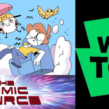 Bluechair Spotlight with Shen – Webtoon Wednesday: The Comic Source Podcast Episode 681