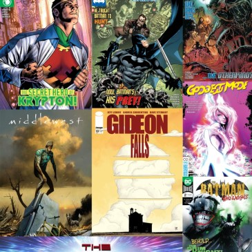New Comic Wednesday January 16, 2018 – The Comic Source Podcast – Episode #682