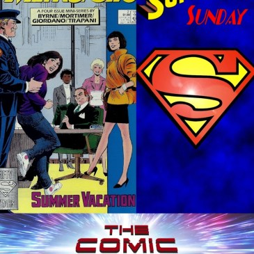 Superman Sunday – World of Metropolis #2 Spotlight: The Comic Source Podcast Episode #687