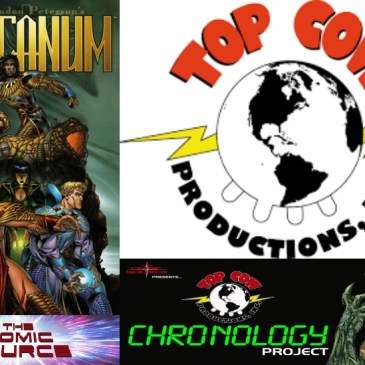 Top Cow Chronology 73 – Arcanum #1: The Comic Source Podcast Episode #672