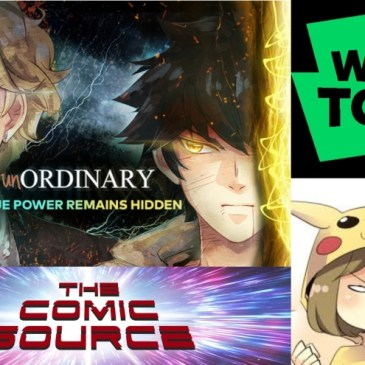 WEBTOON Wednesday – UnOrdinary FLASHBACK with Uru-Chan: The Comic Source Podcast Episode #1148