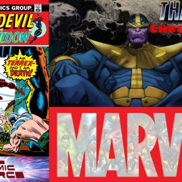 Marvel Chronology – Thanos Reading Order Daredevil #106: The Comic Source Podcast Episode #745