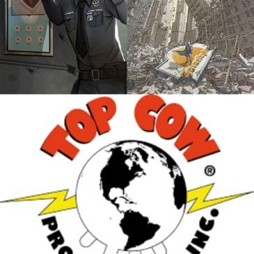 Top Cow Thursday – Eclipse #13 & Vindication #2: The Comic Source Podcast Episode #753