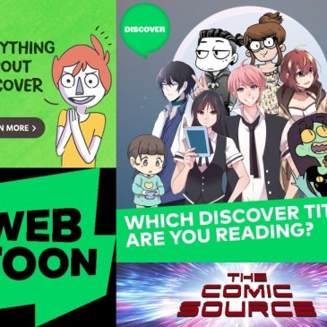 WEBTOON Wednesday – Flashback with Jin Kim: The Comic Source Podcast Episode #1028