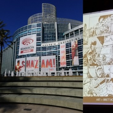 Valiant Live with Wondercon with Vita Ayala & Joshua Dysart: The Comic Source Podcast Episode #787