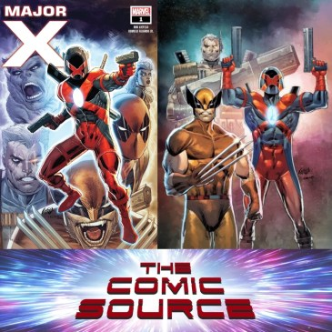 Major X #1 Spotlight – X-Tuesday: The Comic Source Podcast Episode #802