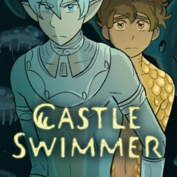 WEBTOON Wednesday – Castle Swimmer with Wendy Lian Martin: The Comic Source Podcast Episode #875