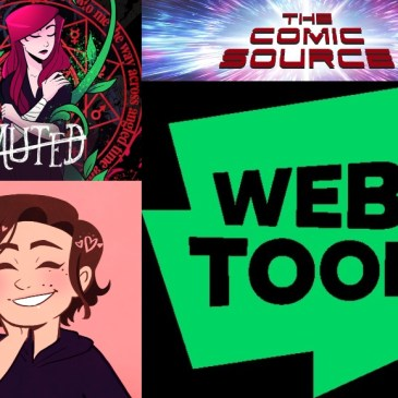 WEBTOON Wednesday – Muted with Miranda Mundt: The Comic Source Podcast Episode #895
