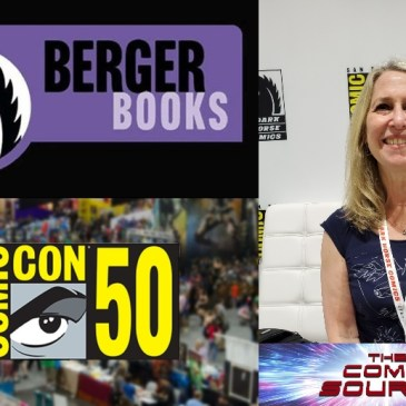 San Diego Sound Bytes with Karen Berger – Berger Books: The Comic Source Podcast