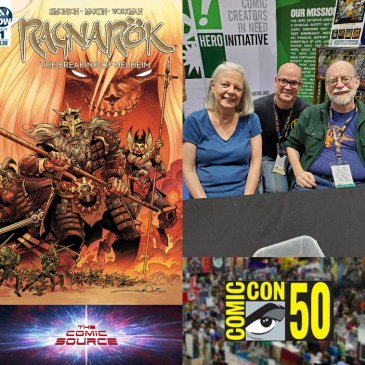San Diego Sound Bytes – Ragnarok with Walt Simonson: The Comic Source Podcast
