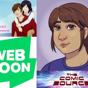WEBTOON Wednesday – Waffles & Pancakes with DT Saranya: The Comic Source Podcast Episode #1088