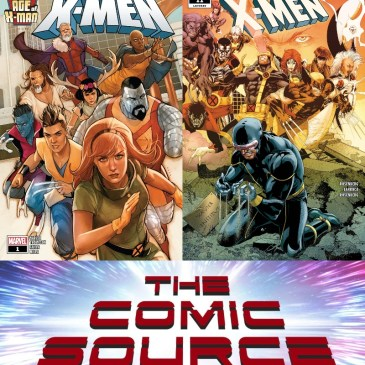 Marvelous X-Men #1 & Uncanny X-Men #11 – X-Tuesday: The Comic Source Podcast