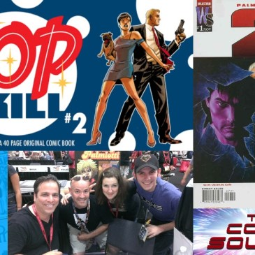21 Down and Other Things with Jimmy Palmiotti: The Comic Source Podcast
