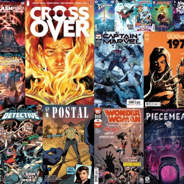 New Comic Wednesday December 9, 2020: The Comic Source Podcast