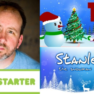 Stanley the Snowman – The Awakening | Kickstarter Spotlight – 12 Days of The Comic Source: The Comic Source Podcast