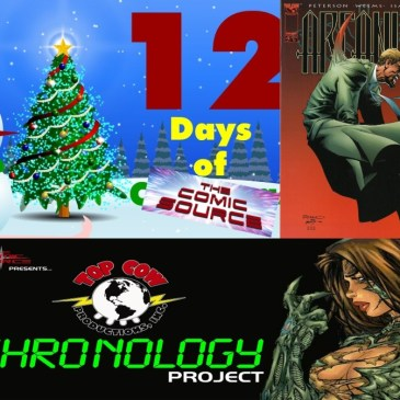 Arcanum #4 Top Cow Chronology Project – 12 Days of The Comic Source: The Comic Source Podcast