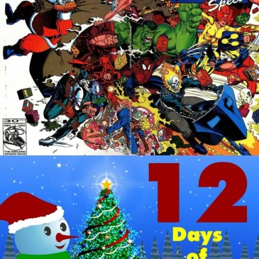 Marvel Holiday Special 1992 – 12 Days of The Comic Source: The Comic Source Podcast