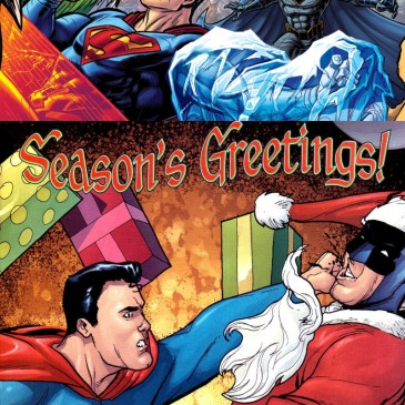 Superman/Batman Holiday Stories | Superman Sunday – 12 Days of The Comic Source: The Comic Source Podcast