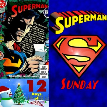 Superman #64 | Superman Sunday – 12 Days of The Comic Source: The Comic Source Podcast