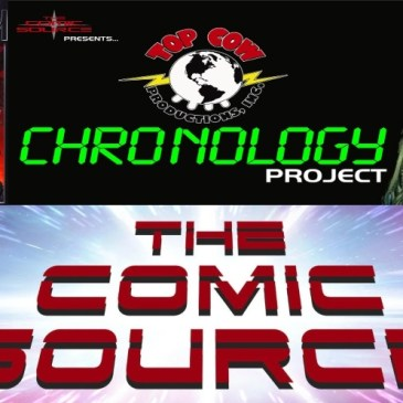 Arcanum #6 Top Cow Chronology Project – 12 Days of The Comic Source: The Comic Source Podcast Episode #763