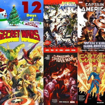 Five Marvel Books to Start With | 12 Days of The Comic Source: The Comic Source Podcast