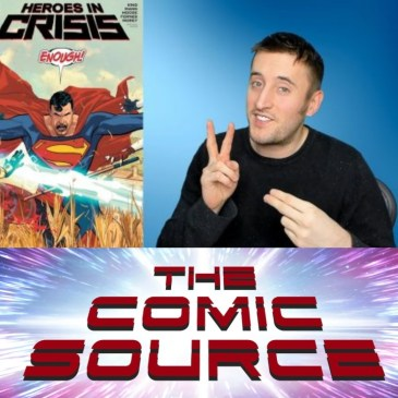 Comic Book Content Creator Conversation with Danny Malt | The Comic Source Podcast