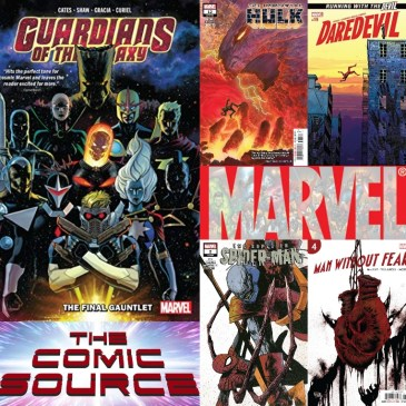 Guardians of the Galaxy #1, Superior Spider-Man #2, Daredevil #19 & More | Marvel Monday: The Comic Source Podcast