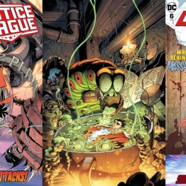 Heroes In Crisis #6, Justice League #19, Shazam #3: The Comic Source Podcast