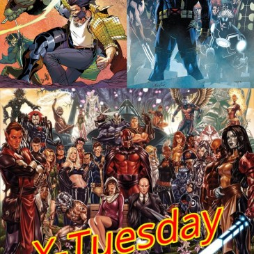 Wolverine Infinity Watch #2 & Uncanny X-Men #14 | X-Tuesday: The Comic Source Podcast