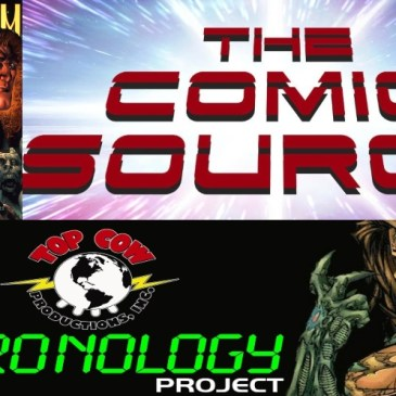 Arcanum #7 | The Top Cow Chronology Project: The Comic Source Podcast
