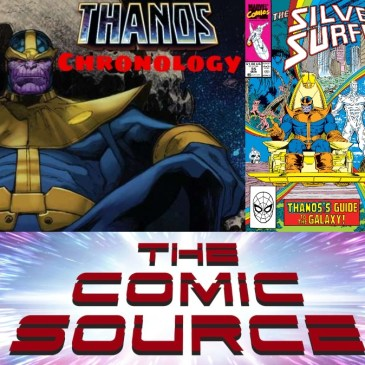 Silver Surfer #35 | Thanos Reading Order – Marvel Chronology: The Comic Source Podcast