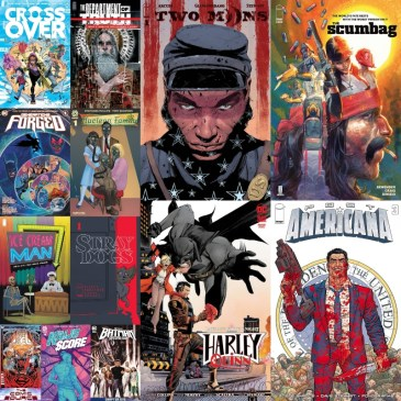 New Comic Wednesday February 24, 2021: The Comic Source Podcast
