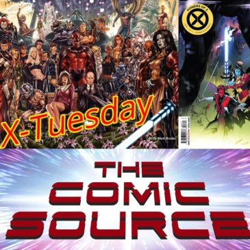 Powers of X #3 | X-Tuesday: The Comic Source Podcast