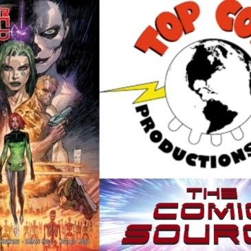 Cyber Force: Awakenings | Top Cow Thursday: The Comic Source Podcast