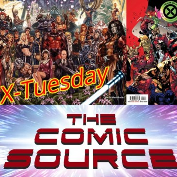 House of X #4 | X-Tuesday: The Comic Source Podcast