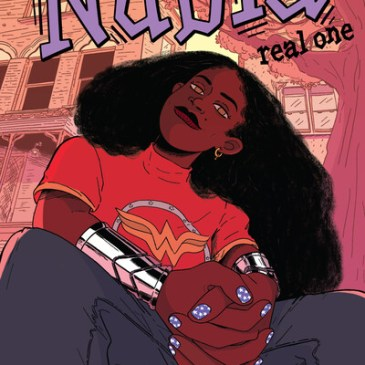 Nubia: Real One Brings Wonder Woman's Twin Sister To Life In DC Comics' Latest YA Graphic Novel