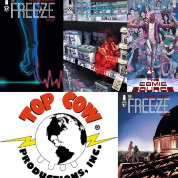 Freeze Spotlight | Top CowThursday: The Comic Source Podcast