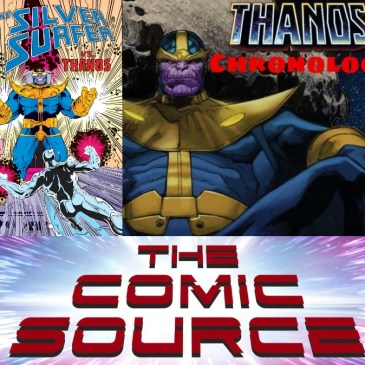 Silver Surfer #38 | Thanos Reading Order – Marvel Chronology: The Comic Source Podcast