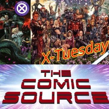 House of X #6 | X-Tuesday: The Comic Source Podcast