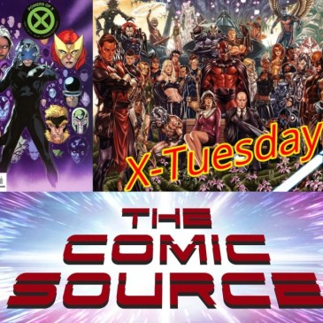 Powers of X #4 | X-Tuesday: The Comic Source Podcast