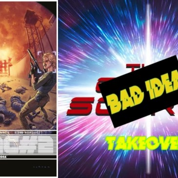Eniac #2 | Bad Idea Takeover: The Comic Source Podcast