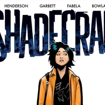Shadecraft | In-Depth Spotlight with Joe Henderson: The Comic Source Podcast