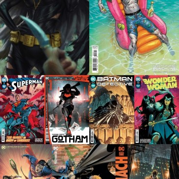 DC Spotlight May 11, 2021 Releases: The Comic Source Podcast