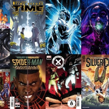 New Comic Wednesday June 16, 2021: The Comic Source Podcast
