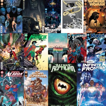 DC Spotlight June 22, 2021 Releases: The Comic Source Podcast