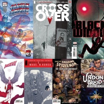 New Comic Wednesday June 30, 2021: The Comic Source Podcast