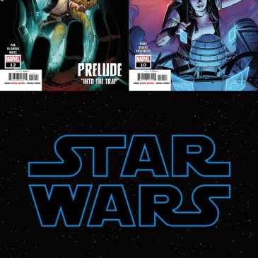 Doctor Aphra #10 & Darth Vader #12 – War of the Bounty Hunters Prelude: The Comic Source Podcast