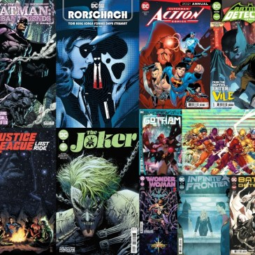 DC Spotlight July 13, 2021 Releases: The Comic Source Podcast