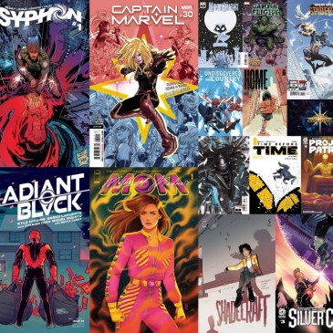 New Comic Wednesday July 21, 2021: The Comic Source Podcast