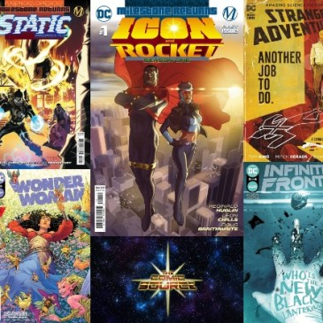DC Spotlight July 27, 2021 Releases Part 2: The Comic Source Podcast